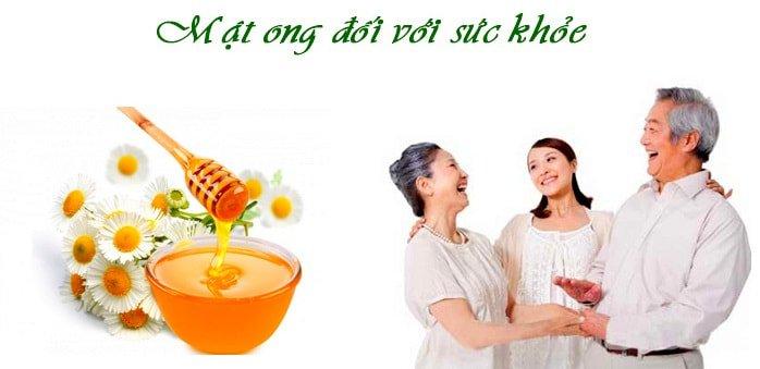 Lợi ích khi mua mật ong rừng nguyên chất đối với sức khỏe