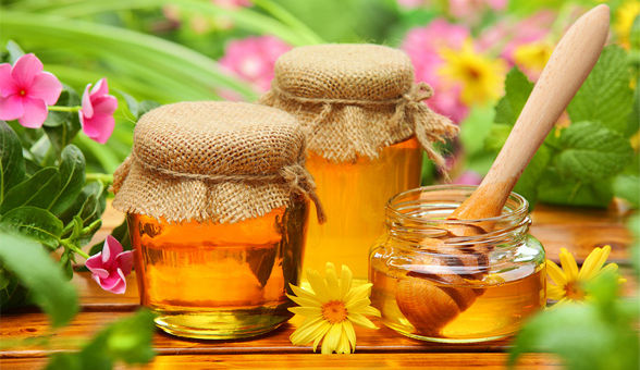 Mật ong có tác dụng làm đẹp