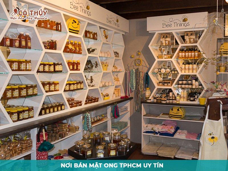 TOP 5+ Địa chỉ bán mật ong TPHCM uy tín chất lượng