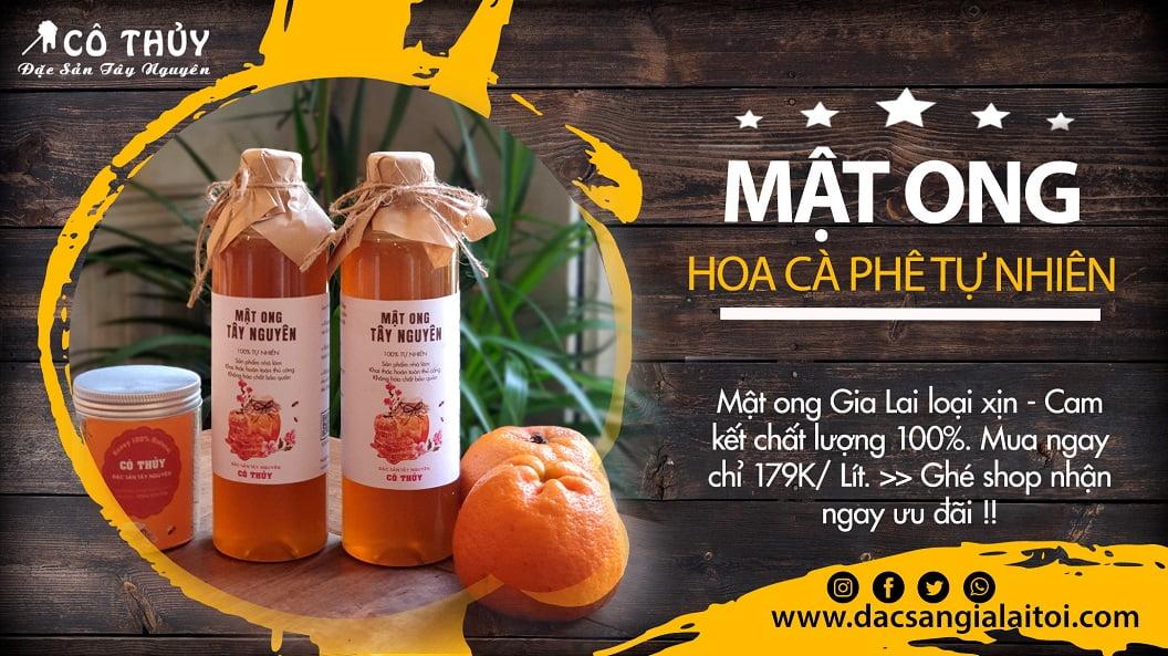 Nơi bán mật ong nguyên chất tại Việt Nam