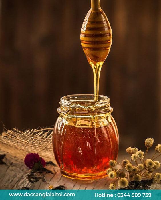 Mật ong, thực phẩmtăng cường sức đề kháng tự nhiên