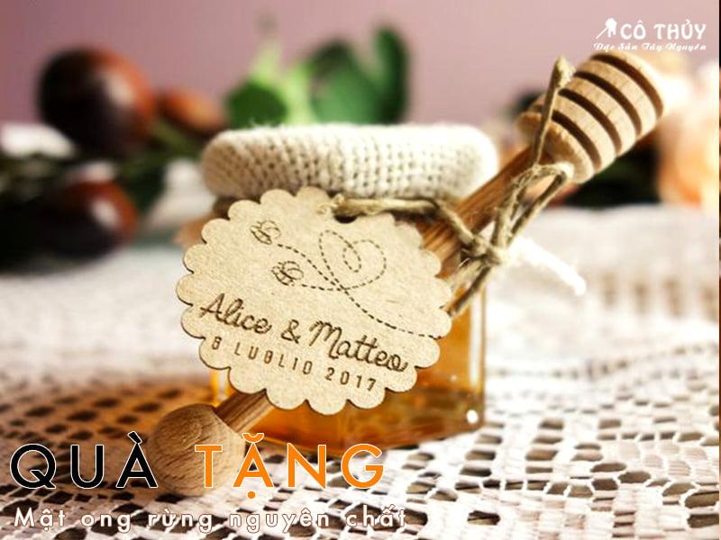 Mật ong thiên nhiên - quà tặng ý nghĩa ngày của mẹ