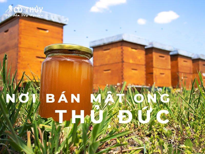 Chú ý đến thương hiệu mật ong và uy tín của nơi bán