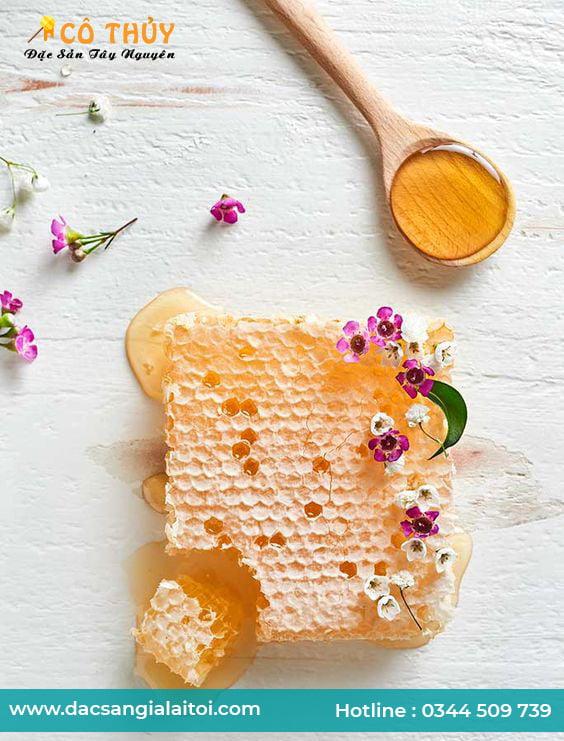 Mật ong Bình dương, mật ong thiên nhiên - Đa dạng dưỡng chất thực vật cho sức khỏe