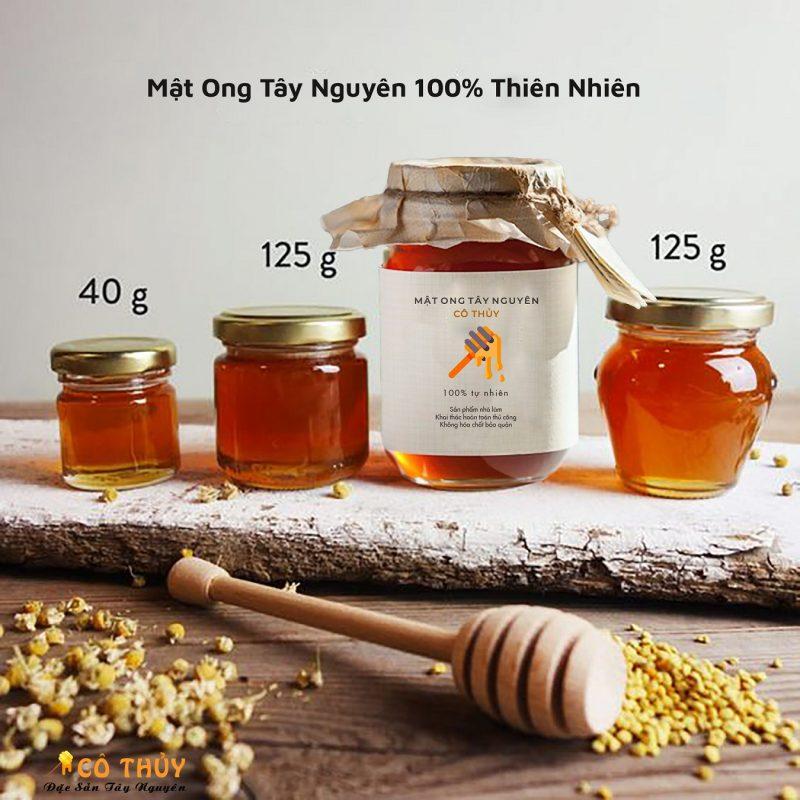 Mua mật ong rừng nguyên chất tại shop đặc sản tây nguyên