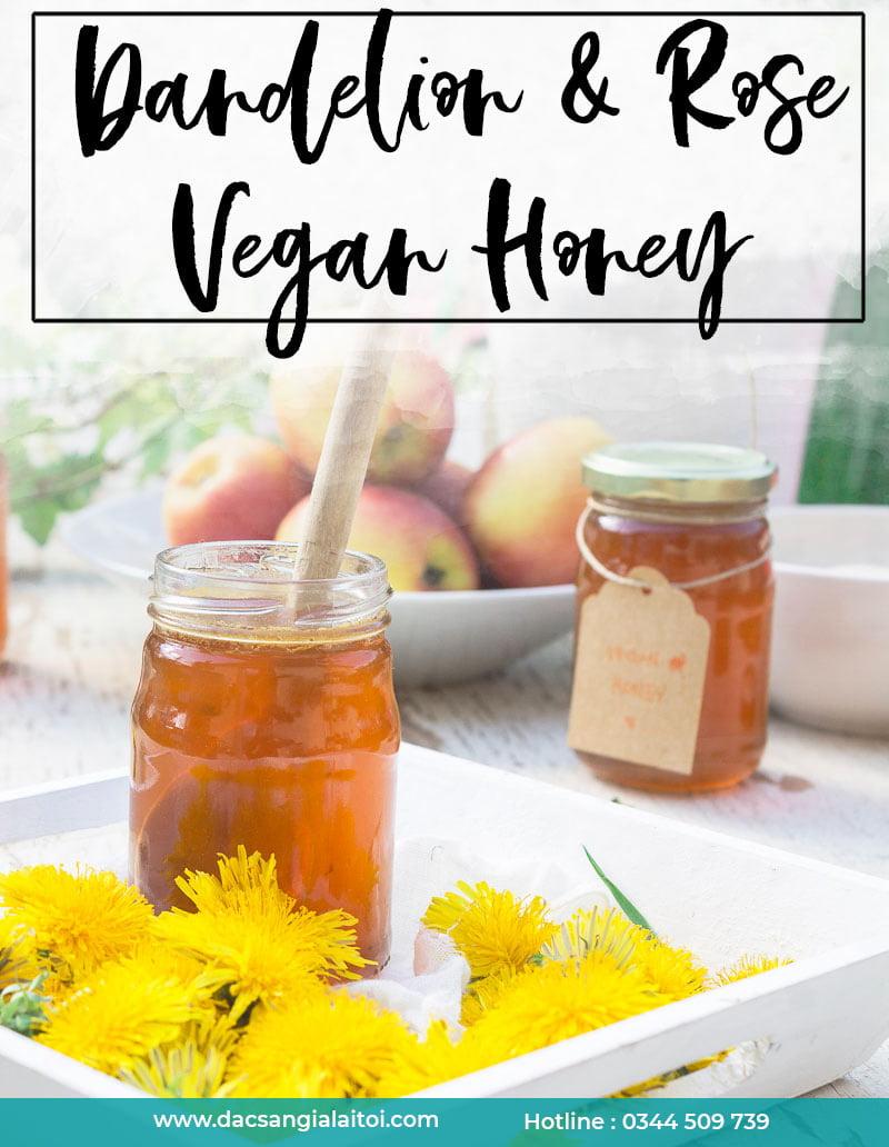 Mật ong ăn chay được không