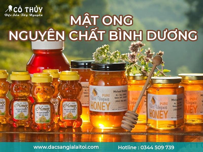 Nơi bán mật ong tại Bình Dương uy tín chất lượng