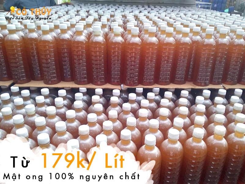 Nơi bán mật ong nguyên chất uy tín chất lượng cao