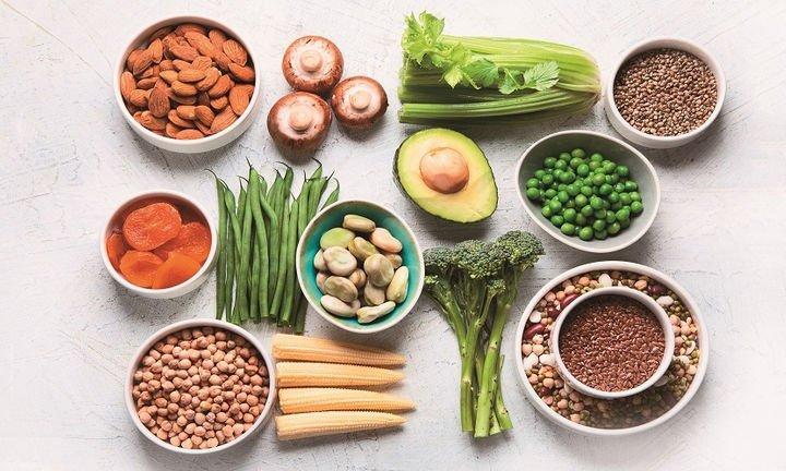 Các loại rau có lá màu xanh đậm rất giàu chất dinh dưỡng giúp tăng cường sức khỏe mùa dịch