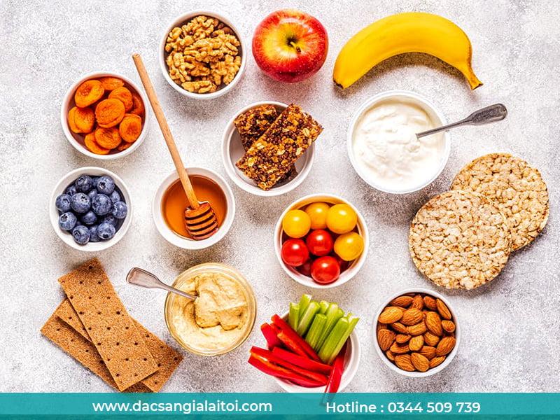 Chế độ dinh dưỡng ảnh hưởng thế nào đến cơ thể