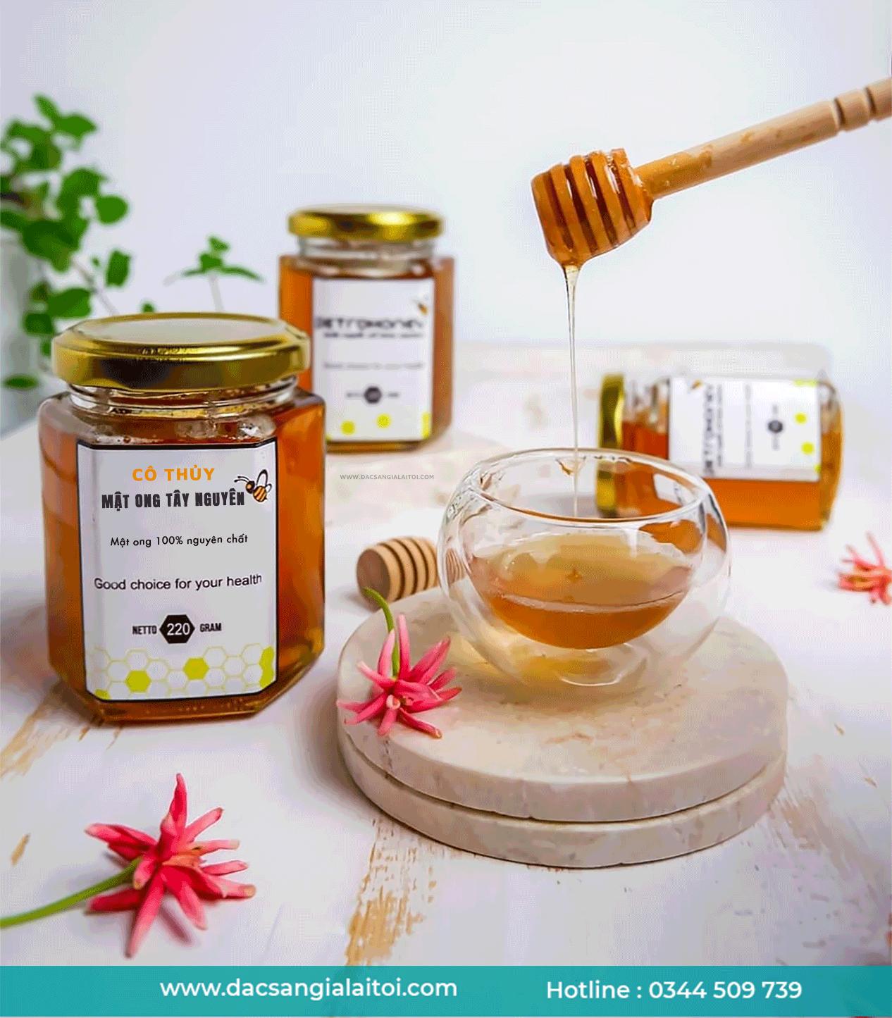 Tác dụng khi uống sữa đặc với mật ong